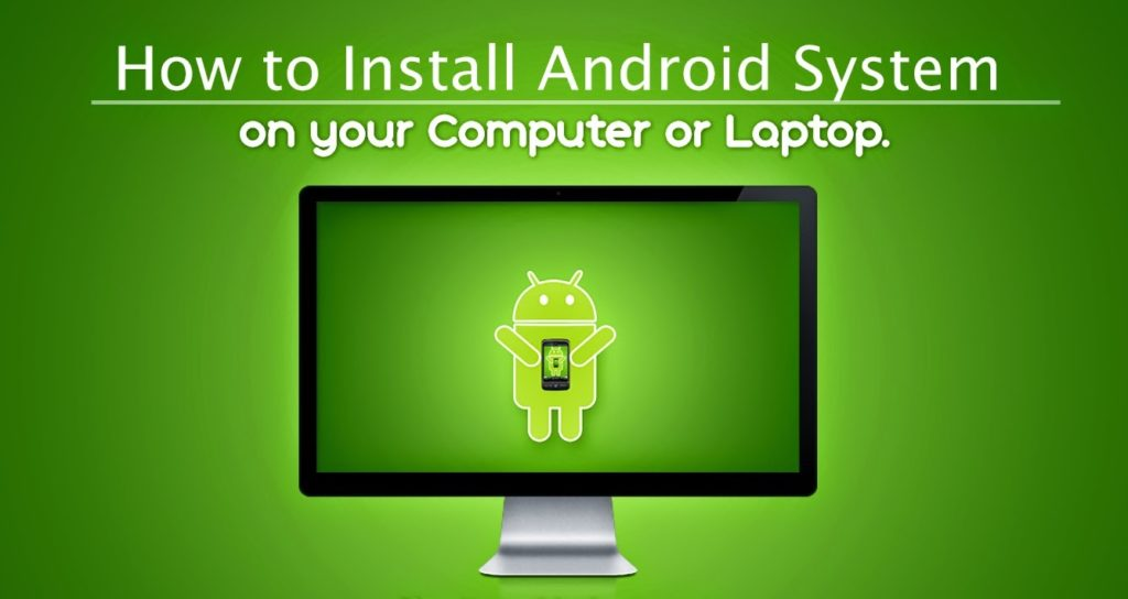 Install Android Application on PC Desktop or Laptop Trick 2016