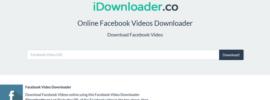Online-Facebook-Video-Downloader