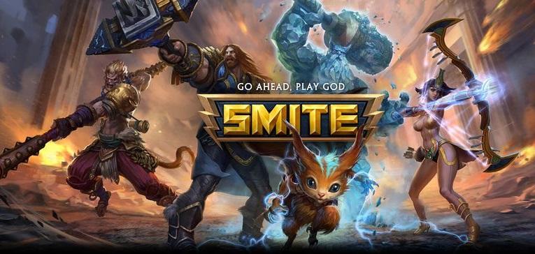 Smite 3.4 Online Game Download