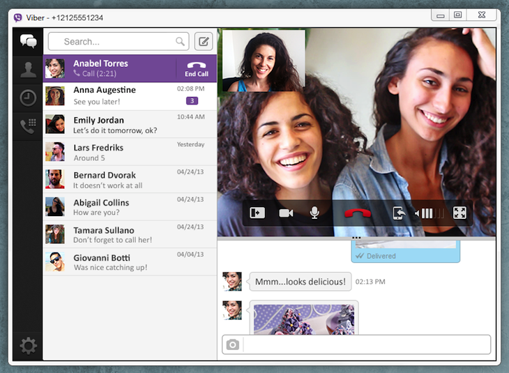 Viber for Desktop 5.9 Free Download
