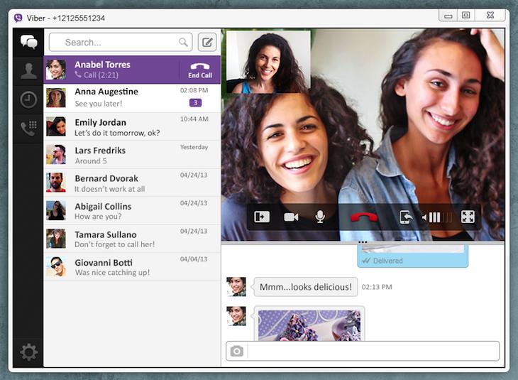 Viber for Desktop 5.9 Free Download
