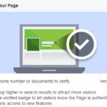 How to verify Facebook Page with gray badge 2016 with phone number