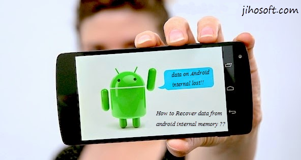 How to Recover Deleted Data from Android Internal Memory