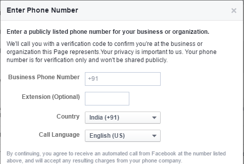 verify-facebook-page-with-gray-badge-2016-phone-number