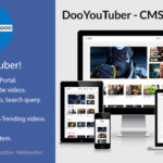 DooYouTuber – CMS Video Portal Fast Download CodeCanyon