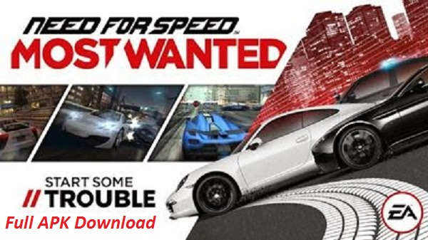 Download Need for Speed Most Wanted MOD APK 1.3.63 – Full Android HD NFS Game