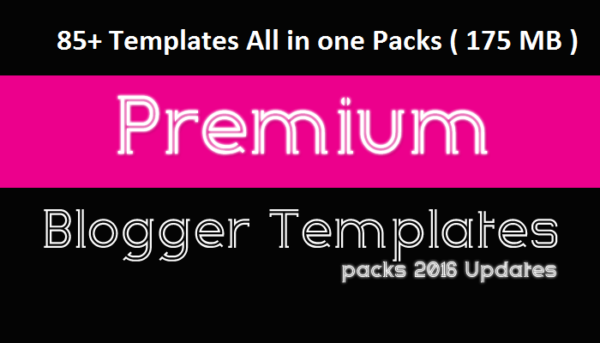 Download-Premium-Blogger-Templates-Pack-2016