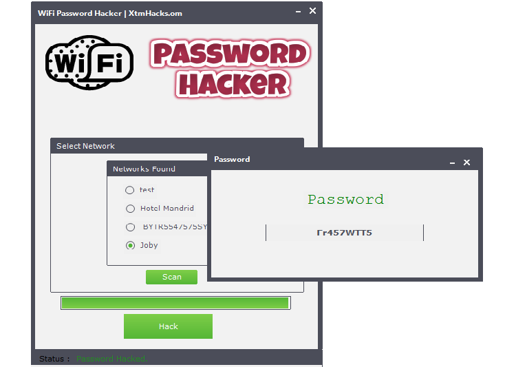 WiFi Password Hacker Download Find WiFi Password