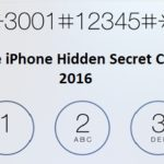 Best Hidden iPhone Secret Codes In 2016