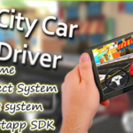 City Car Driver Unity ChupaMobile with AdMob