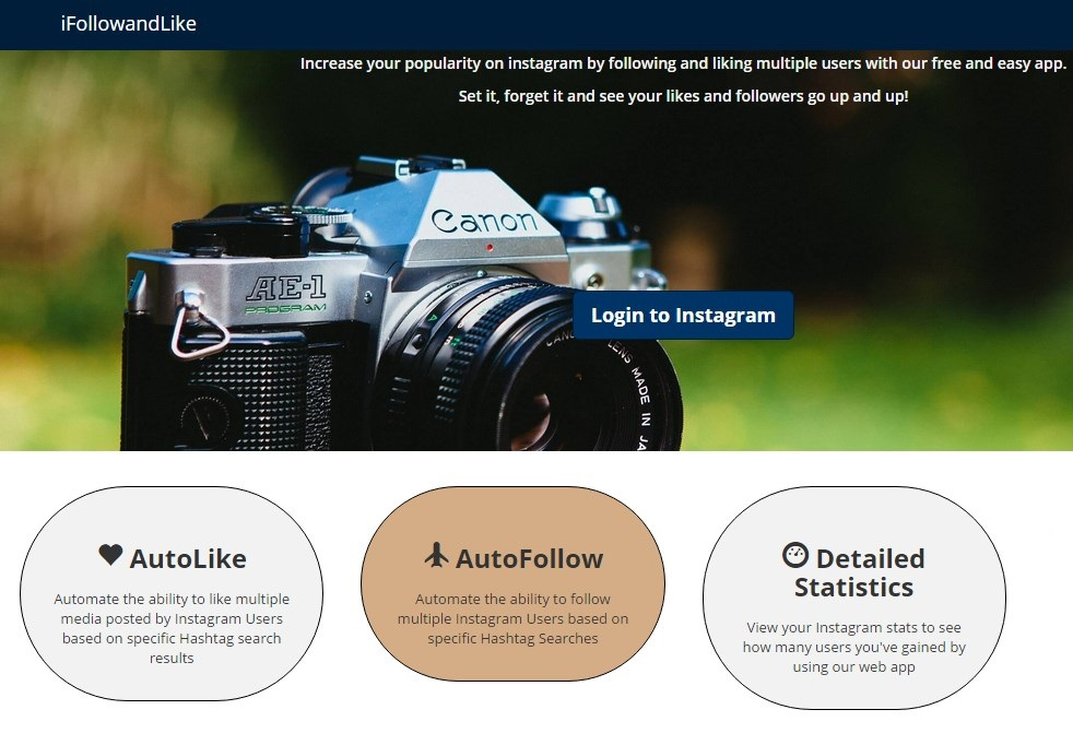 Download Instagram Liker Tool Instagram Autoliker and Follow script