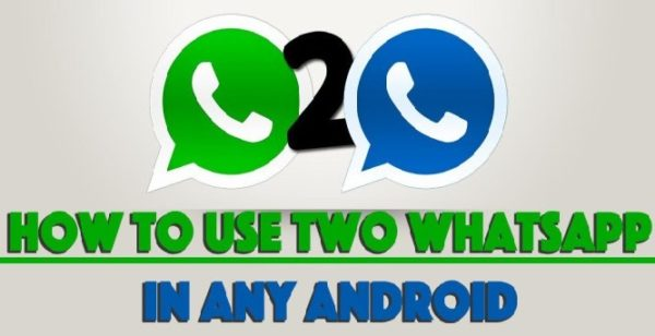 Dual-Whatsapp-in-Single-android-phone-Without-Root