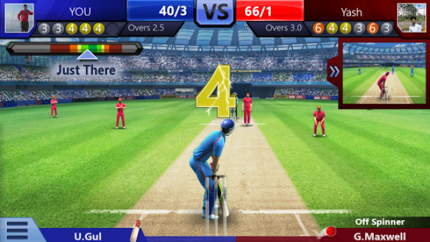 Smash Cricket APK Android File Free Download