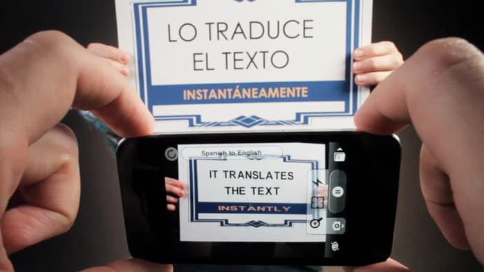 Instantly Translate Anything Using Your Smartphone Camera or Voice