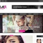Fashion Staar Blogger Template Free Download