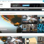 Vienna Mag Blogger Template Free Download