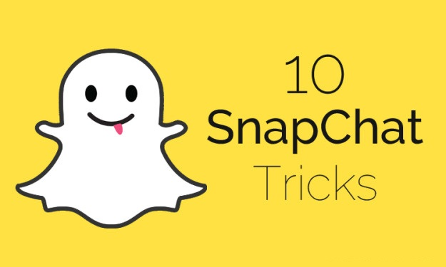 10 Snapchat Tricks You Didn't Know Existed