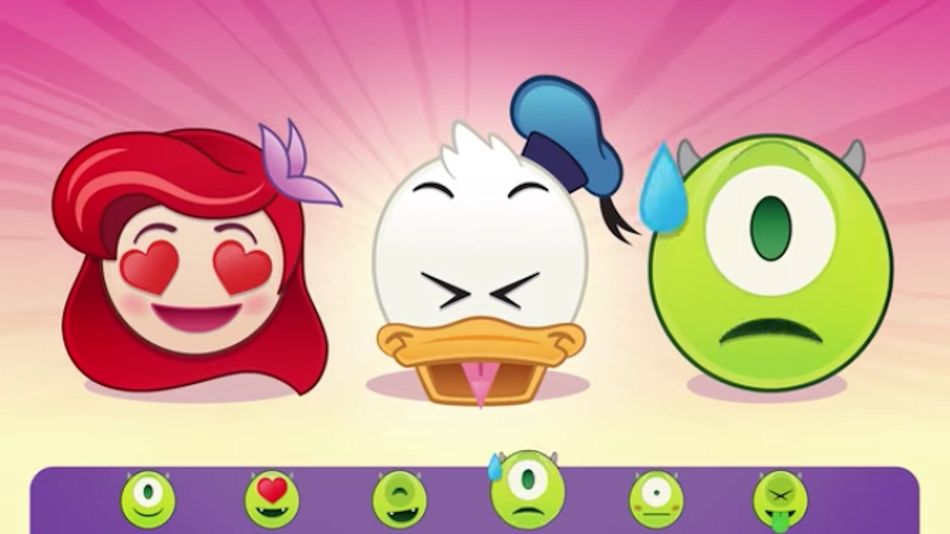 Disney emojis are about to become a part of your world Android APK game
