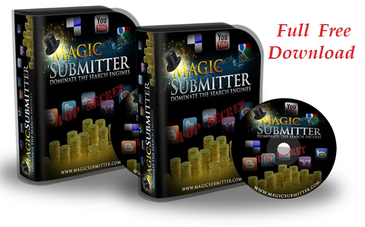 Magic Submitter Software Full Free Download