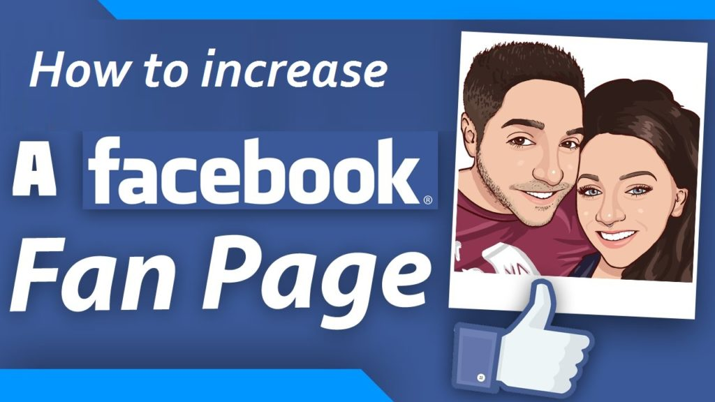 How to increase Facebook fan page likes
