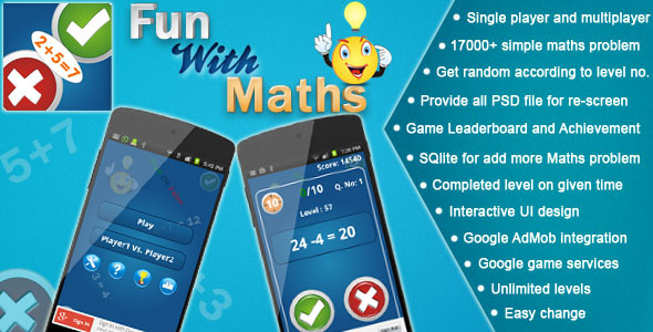 Maths-fun-app