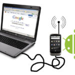 How To Share Mobile Internet With PC