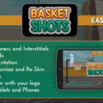 Basket Shots HD Basketball Game Template