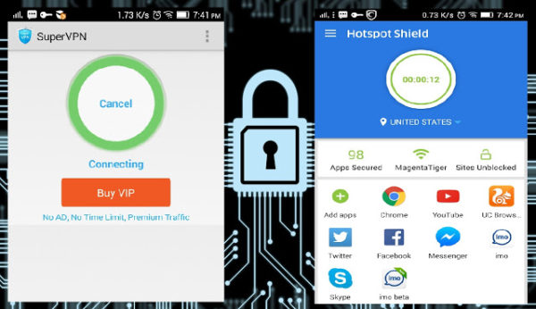 Best Vpn For Run Blocked Android Apps In Your Country