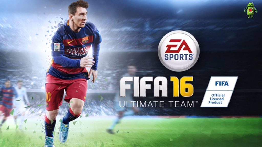 FIFA 16 Ultimate Team for iPhone and iPad Free Download