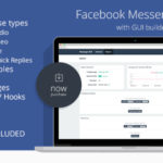 Facebook Messenger BOT GUI Builder