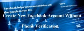 facebook-accounts-without-phone-verification