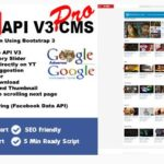 Youtube API V3 CMS PRO Nulled Script Free Download