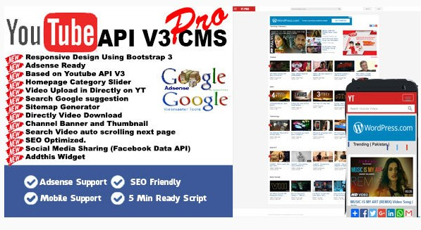 youtube-api-v3-cms-pro-nulled-script-free-download