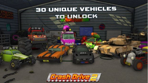 Crash Driver apk v3.0.1.apk Download File Android