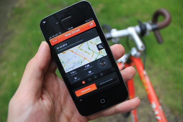 Cyclemeter Amazing iOS Fitness apps