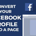 Converting Your Profile Into a Facebook FanPage