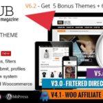 REHub v6.4.1 – Directory, Multi Vendor Shop, Coupon, Affiliate Theme Free Download
