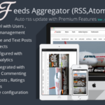 RSS Auto Pilot v2.5 – One Click Site Builde Auto Post Blogger