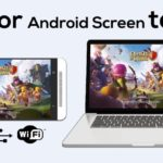 Tip To Record Your Android Screen On your PC