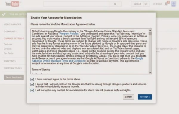 accept-terms-and-condition-for-youtube-monetization-with-adsense