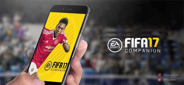 FIFA 17 Companion Latest Version APK For Android Free Download