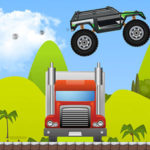 Monster Truck with AdMob and Leaderboard
