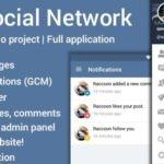 My Social Network App and Website v2.3