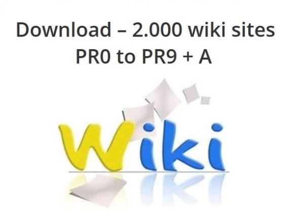 download-2-000-wiki-sites-pr0-to-pr9-a-huge-list