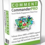 Download Backlink Comment Commander Software Free