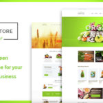 Download Organic Store, Organic Food & Eco Products Theme