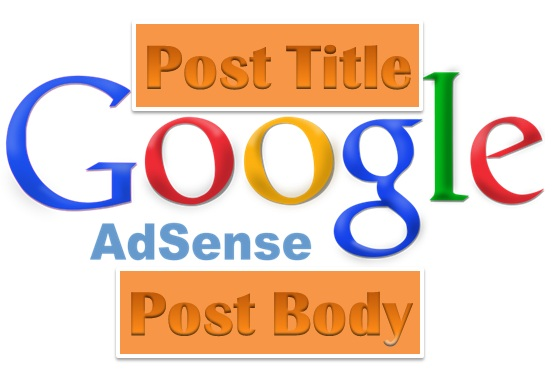 How to Add Adsense ads inside Blogger blog posts or between blog posts