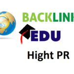 Top Hight PR Free Dofollow EDU Backlinks List