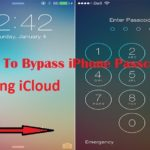 How To Bypass iPhone Passcode – Using iCloud