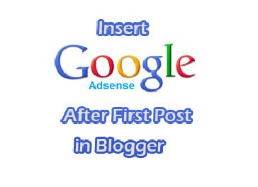 How To Insert Adsense Ads In Blogger Post